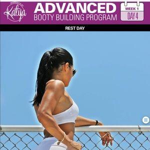 Katya Elise Henry advance booty program
